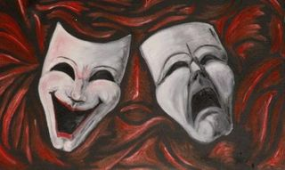 Comedy-tragedy-mask