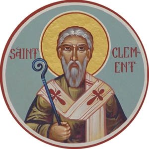 St Clement of Rome icon