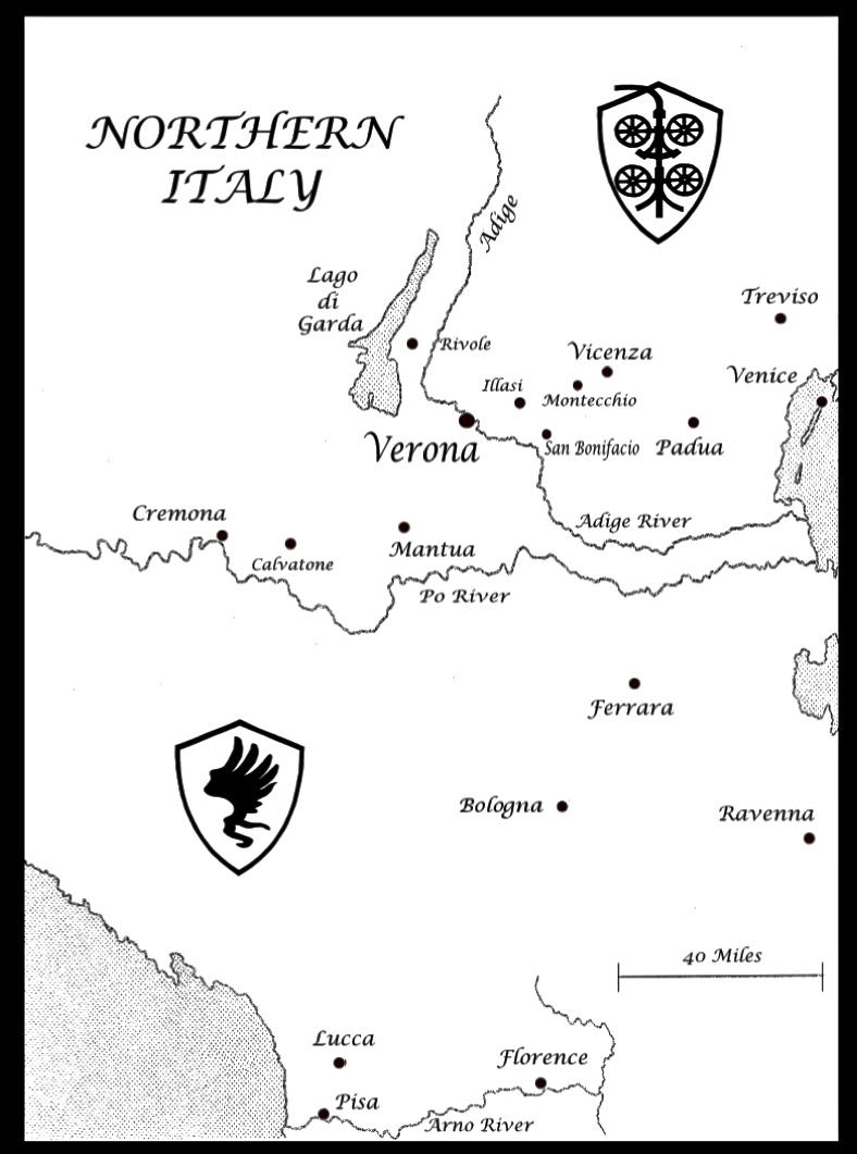 David Blixt Verona