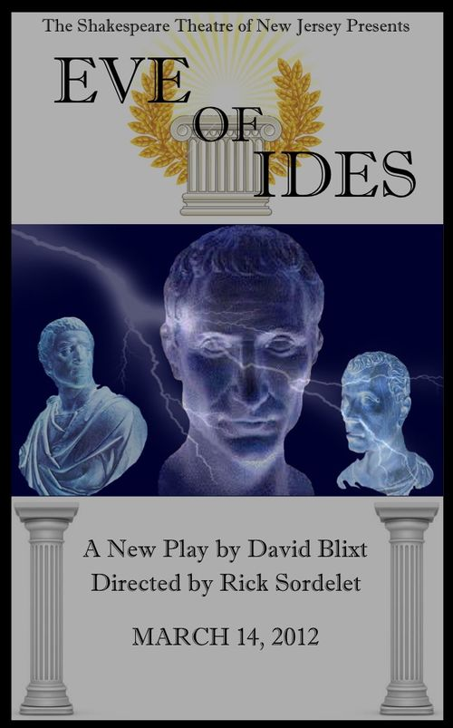 EVE OF IDES poster 1
