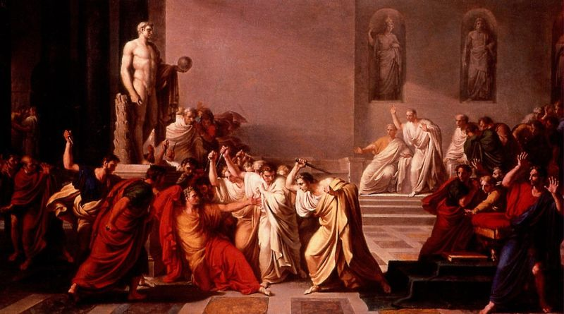VincenzoCamuccini-The-Ides-of-March-1800