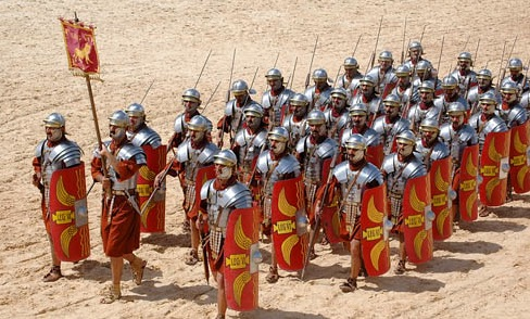 David Blixt: Roman Legions - Terms and Definitions