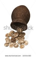 Stock-photo-ancient-greek-coins-found-in-the-ruins-of-ampurias-spain-isolate-don-white-103344365