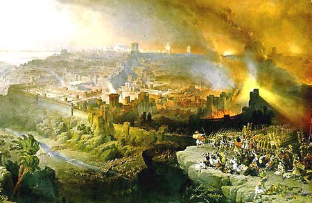 Colossus - Jerusalem Burning