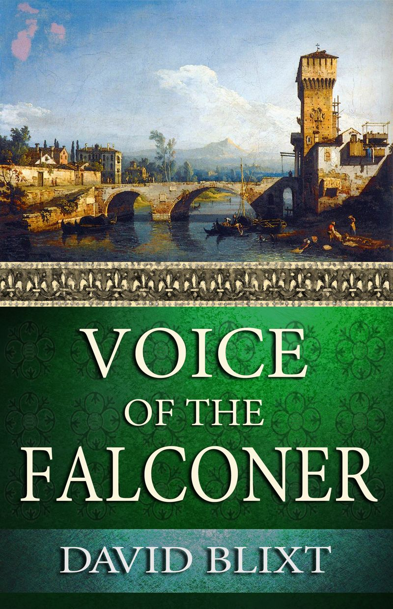 Falconer Cover