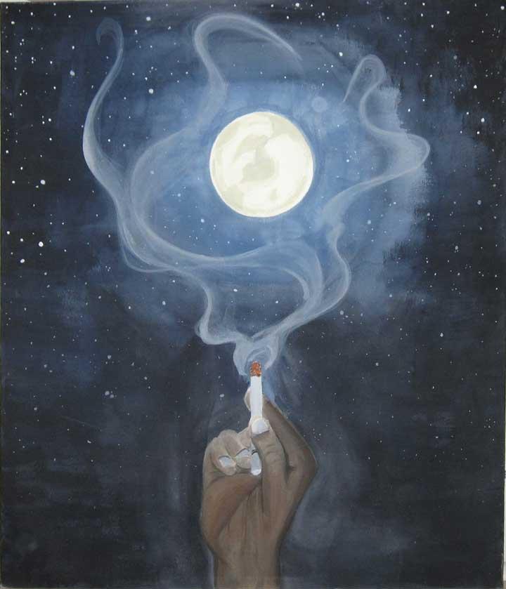 SmokeMoonPaintin