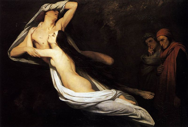 1835_Ary_Scheffer_-_The_Ghosts_of_Paolo_and_Francesca_Appear_to_Dante_and_Virgil